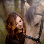 Kristýnka a kůň