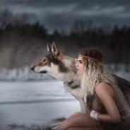 """Focení s """"vlkem"""""""