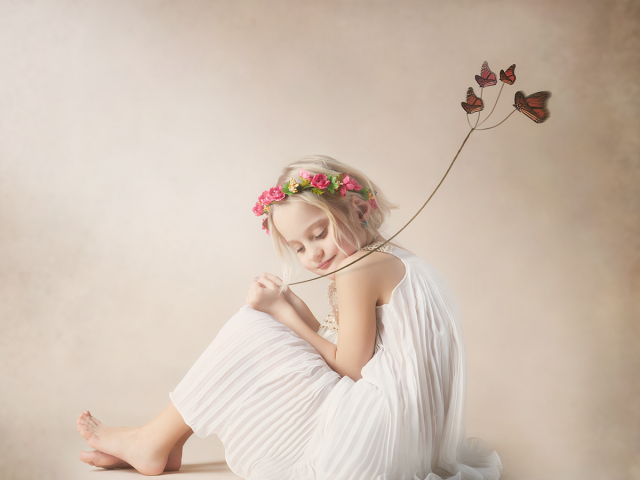 Volná tvorba – lidi, děti